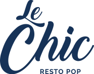 Logo - Chic Resto pop