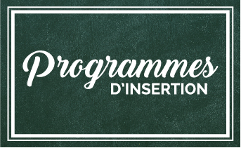 Programmes d'Insertion